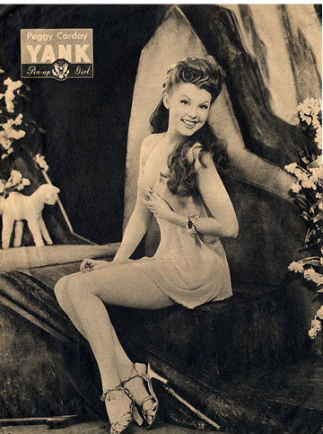40s pin up girls. Myths and Legends of the 1940s