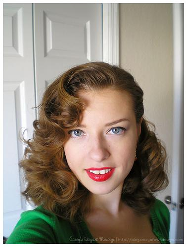 1940s hairstyles for women. Hairstyles | 1940s.org | The