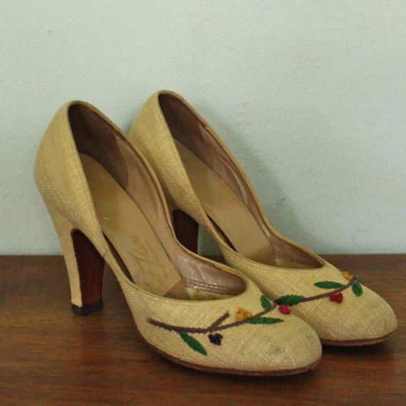 Amazing 1940s Women39s Shoes Style Modern Vintage 1940s Shoes  Shoes Style