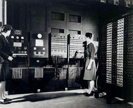 The First Computer Eniac 1940 S The 1940 S 1940 1949