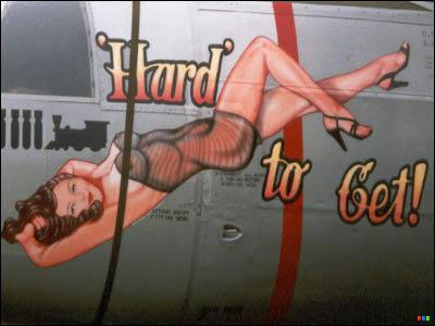 airplane nose art1940s org